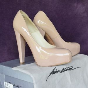 BRIAN ATWOOD Maniac Power patent nude heel